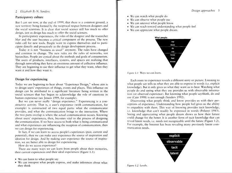 Bericht 06. Critical reading 02, o.a. Pelle Ehn